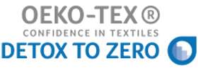 Logo Detox to Zero by Oeko-Tex