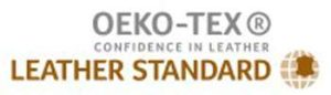 Logo The Leather Standard by Oeko-Tex