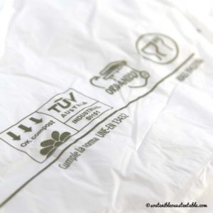 Bosses compostables biodegradables